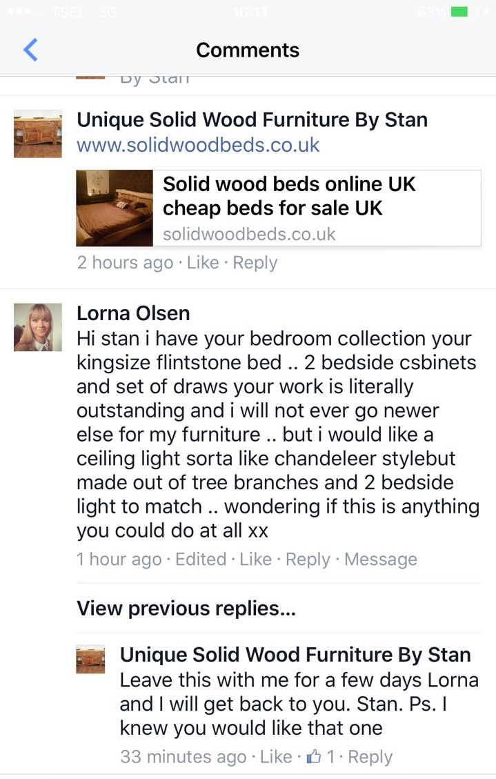 Solid Wood reviews